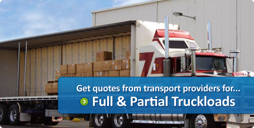pallet transport quotes