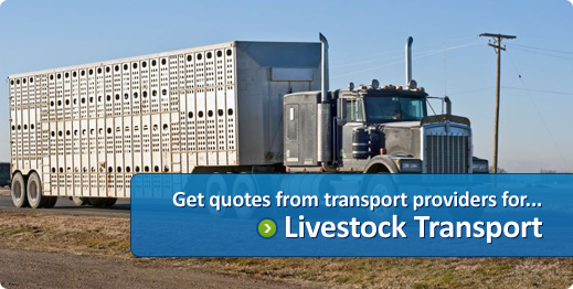 livestock transport quotes